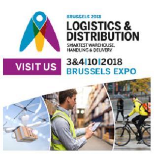 Beleef de Vanas-routes op de beurs Logistics & Distribution 2018