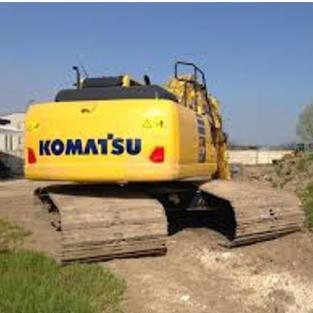 Komatsu kiest voor Modula liften in het distributiecentrum in Vilvoorde