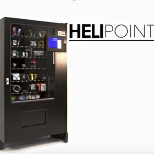 Nieuwe industriële verdeelautomaat: de HELIPOINT