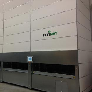 EFFIMAT:  Dé nieuwste generatie HIGH-SPEED verticale liftmachines